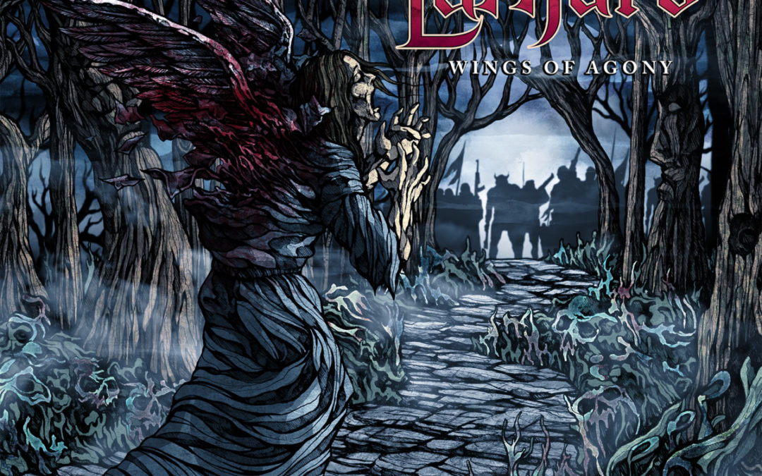 Lutharö – Wings of Agony