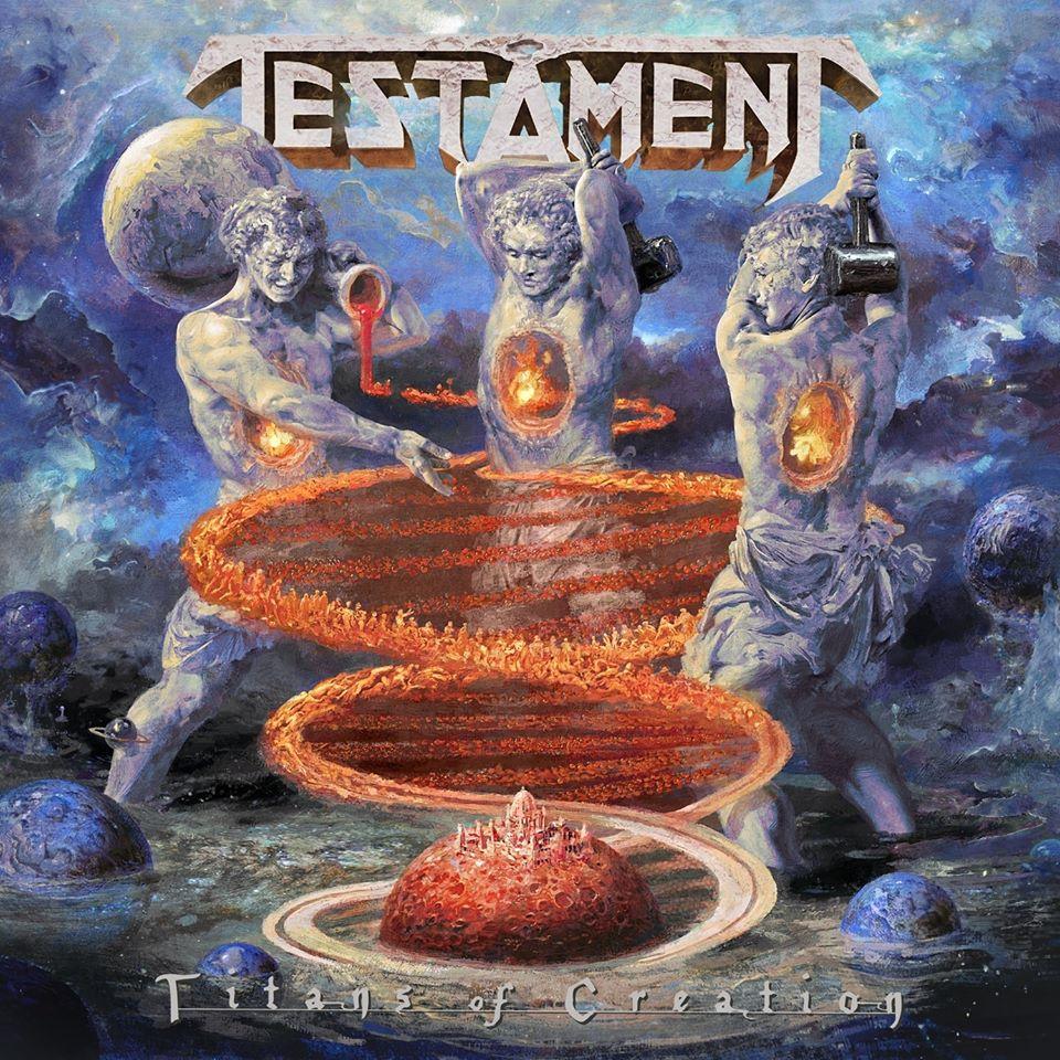 Album van de week 14: Testament – Titans of Creation