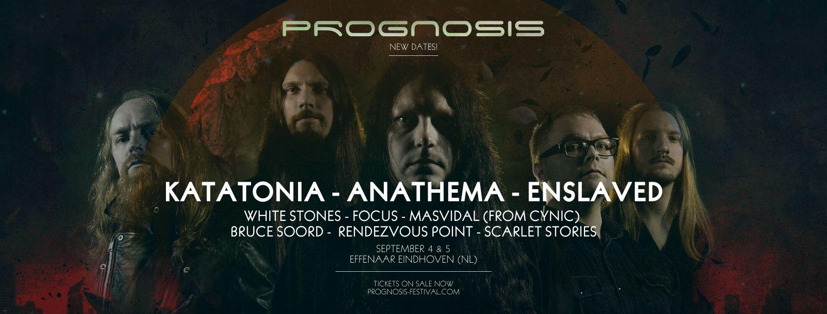 Prognosis Festival @ Effenaar – Eindhoven