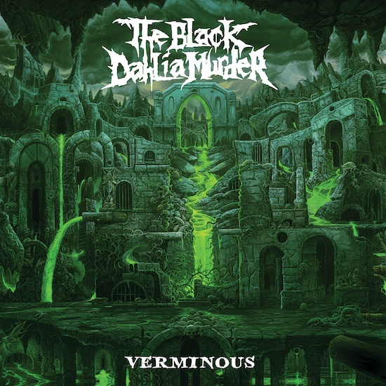 Album van de week (16): The Black Dahlia Murder – Verminous