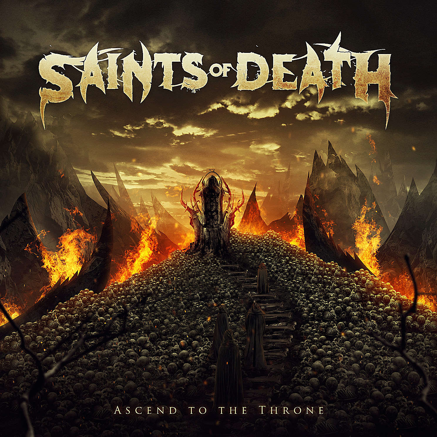 Saints of Death – Ascend to the Throne