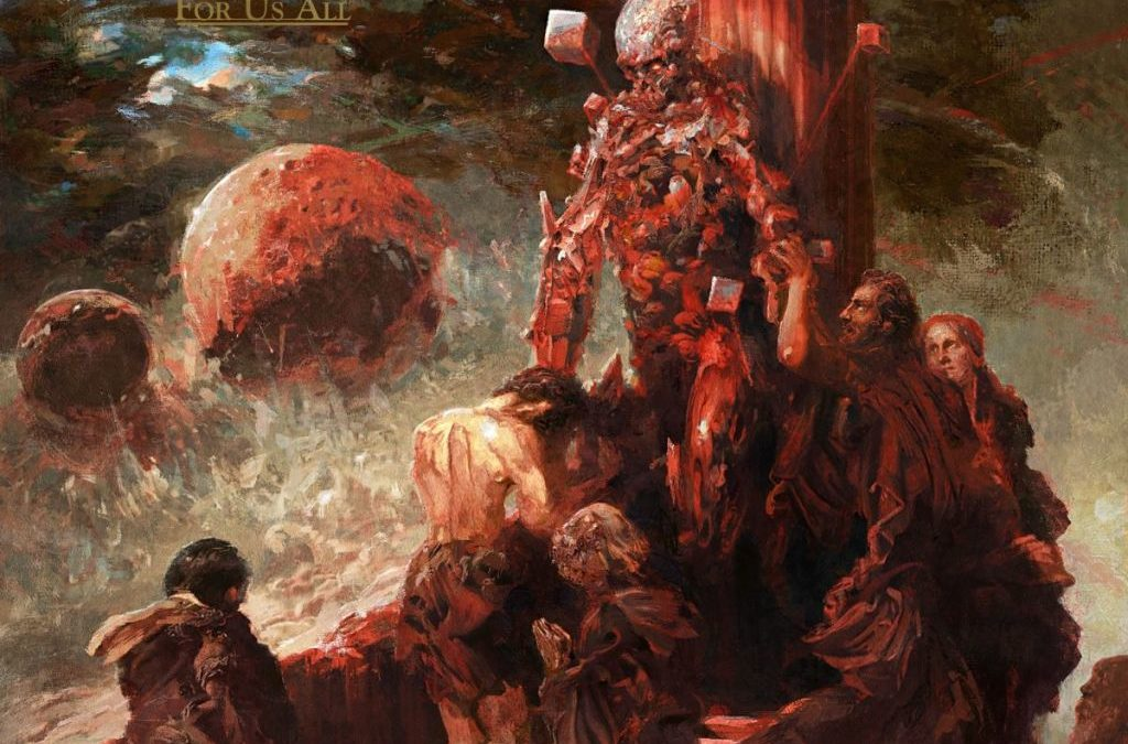 Aversions Crown – Hell Will Come For Us All