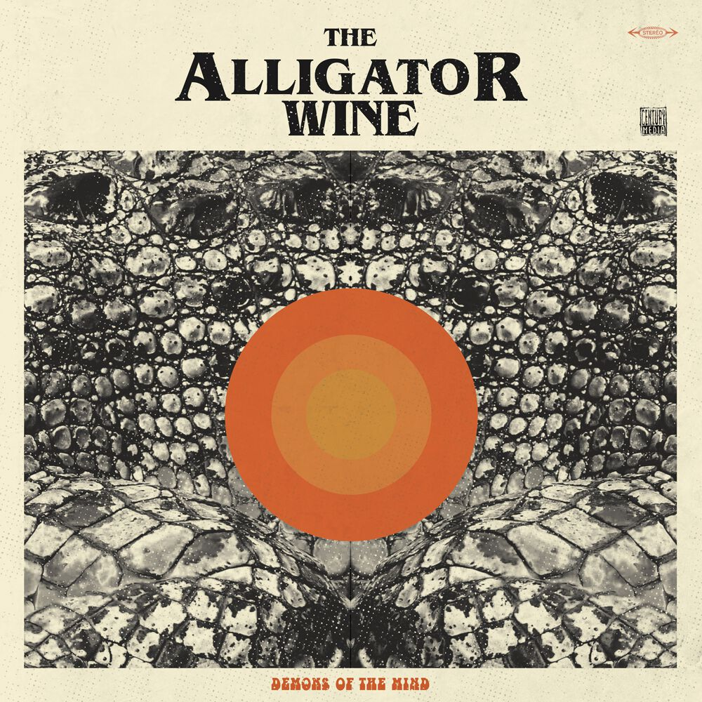 The Alligator Wine – Demons of the Mind