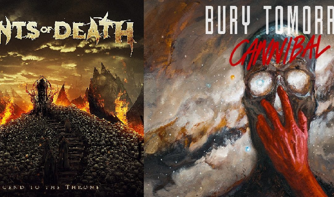 Albums van de week 26 & 27: Bury Tomorrow & Saints of Death