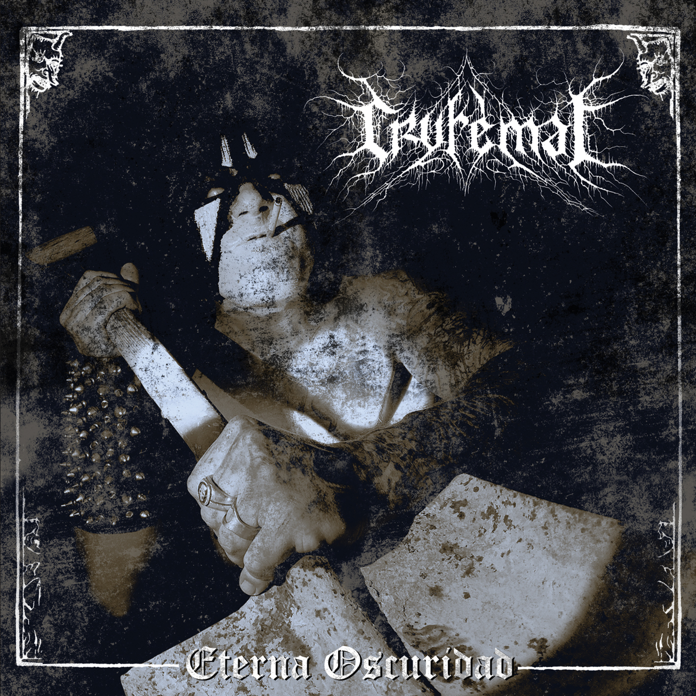 Cryfemal - Eterna Oscuridad cover 2020