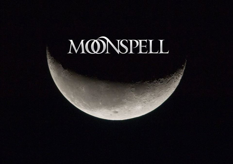 Drummer verlaat Moonspell