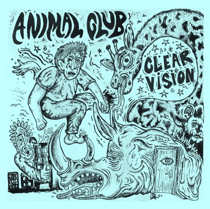 Animal Club – Clear Vision