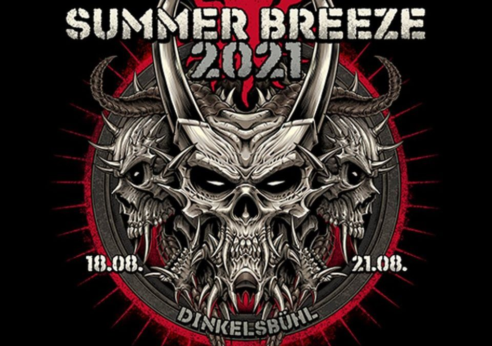 Eerste namen Summer Breeze 2021 bekend