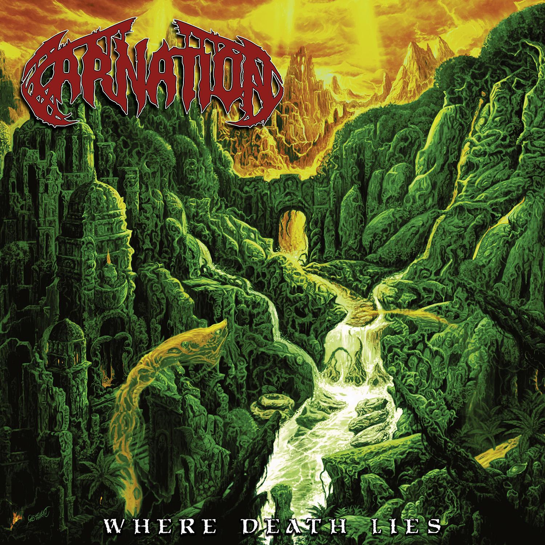 Carnation – Where Death Lies