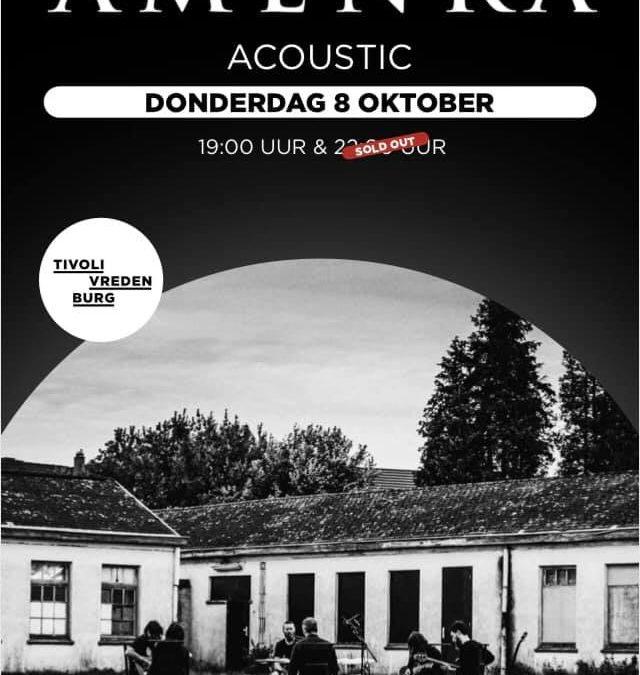 Amenra Acoustic @ Grote Zaal – Tivoli Vredenburg – Utrecht