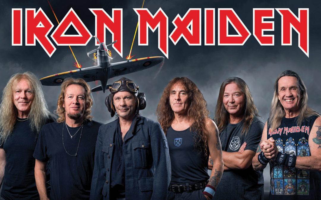 Voorprogramma Europese tournee Iron Maiden bekend