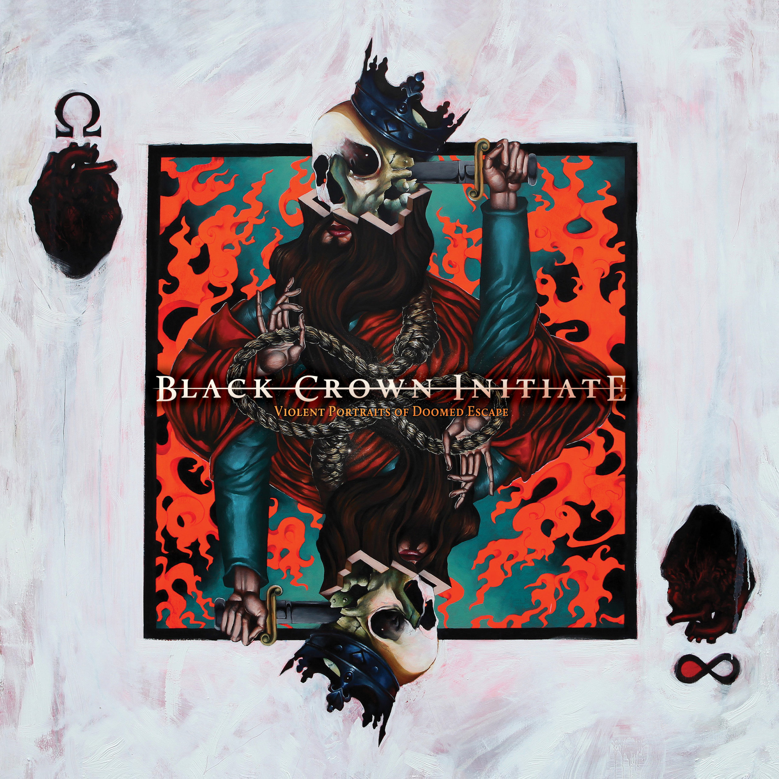 Black Crown Initiate – Violent Portraits of Doomed Escape