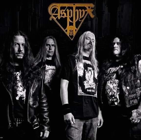 Nieuwe single van Asphyx