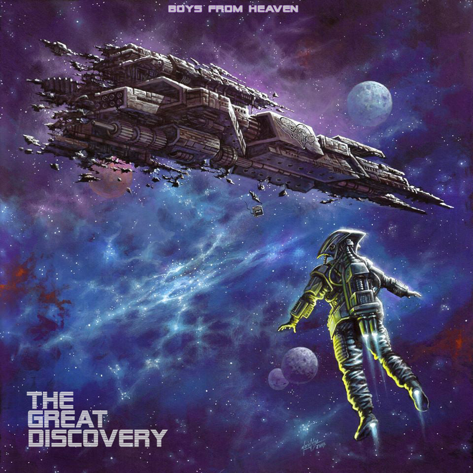 Boys From Heaven – The Great Discovery