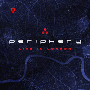 Periphery - Live In London 2020 cover