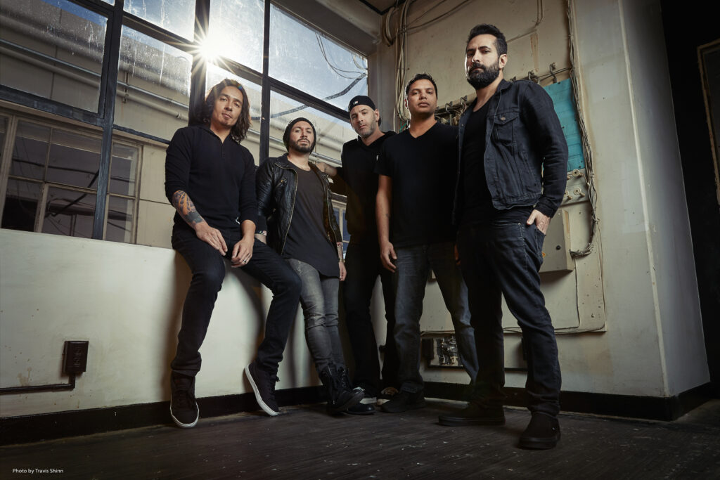 Periphery - 2020 band photo