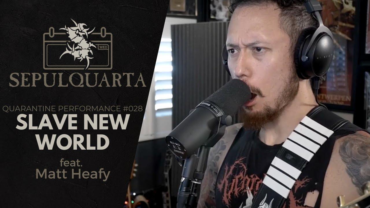 Sepultura laadt nieuwe video op samen met Matt Heafy (Trivium)