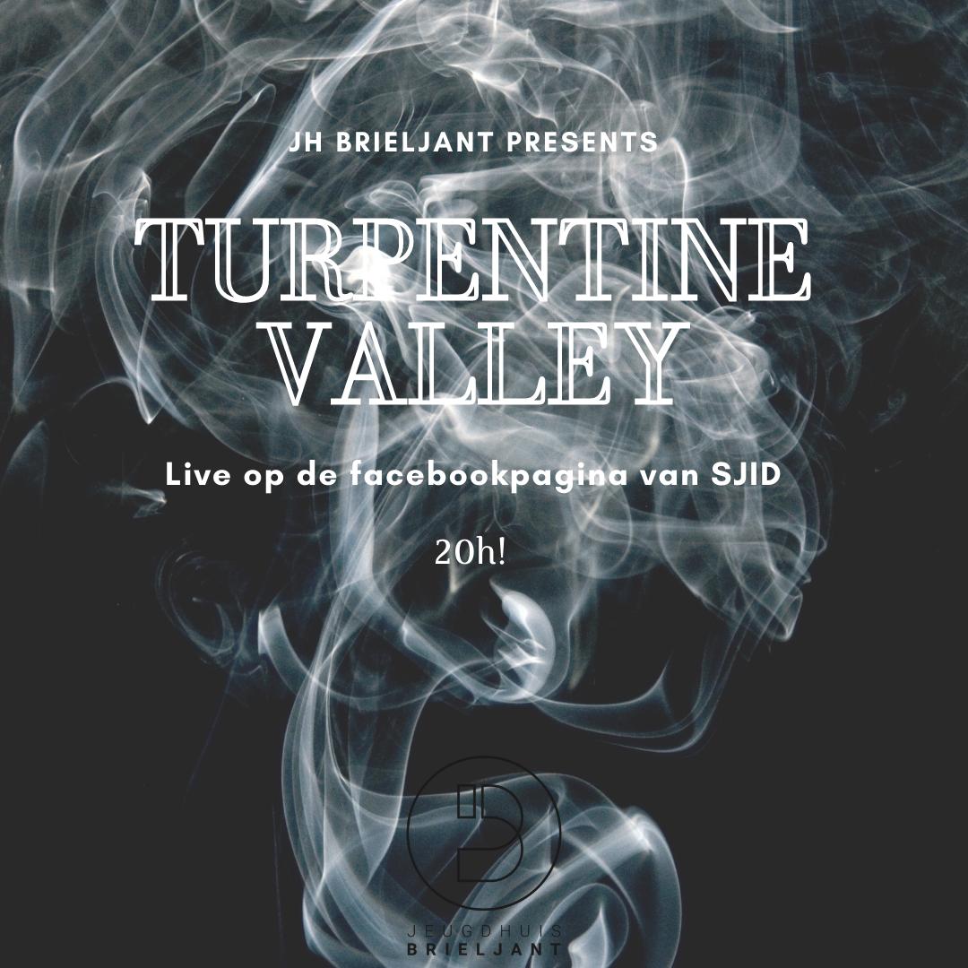 Turpentine Valley speelt liveset op facebook