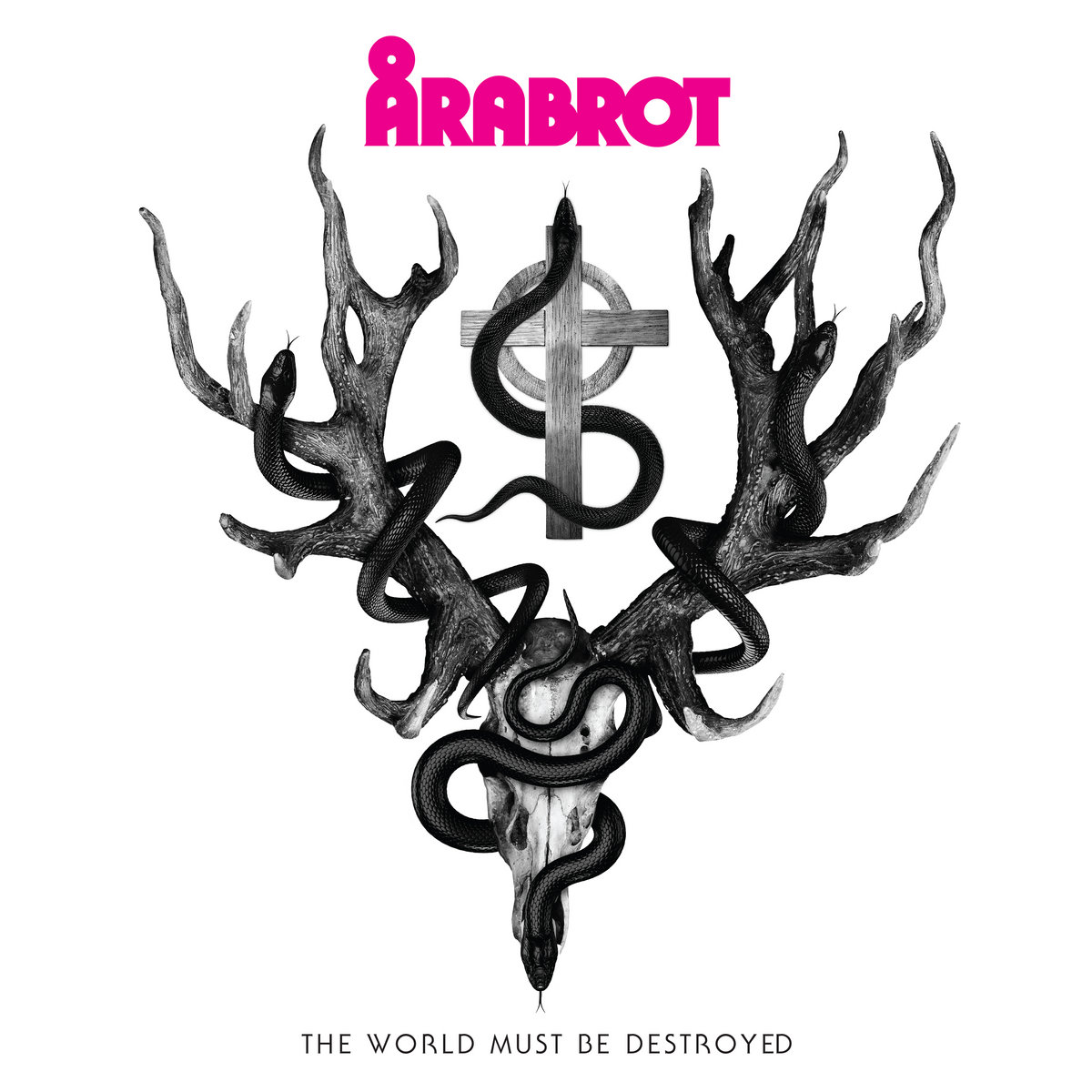 Årabrot – The World Must Be Destroyed