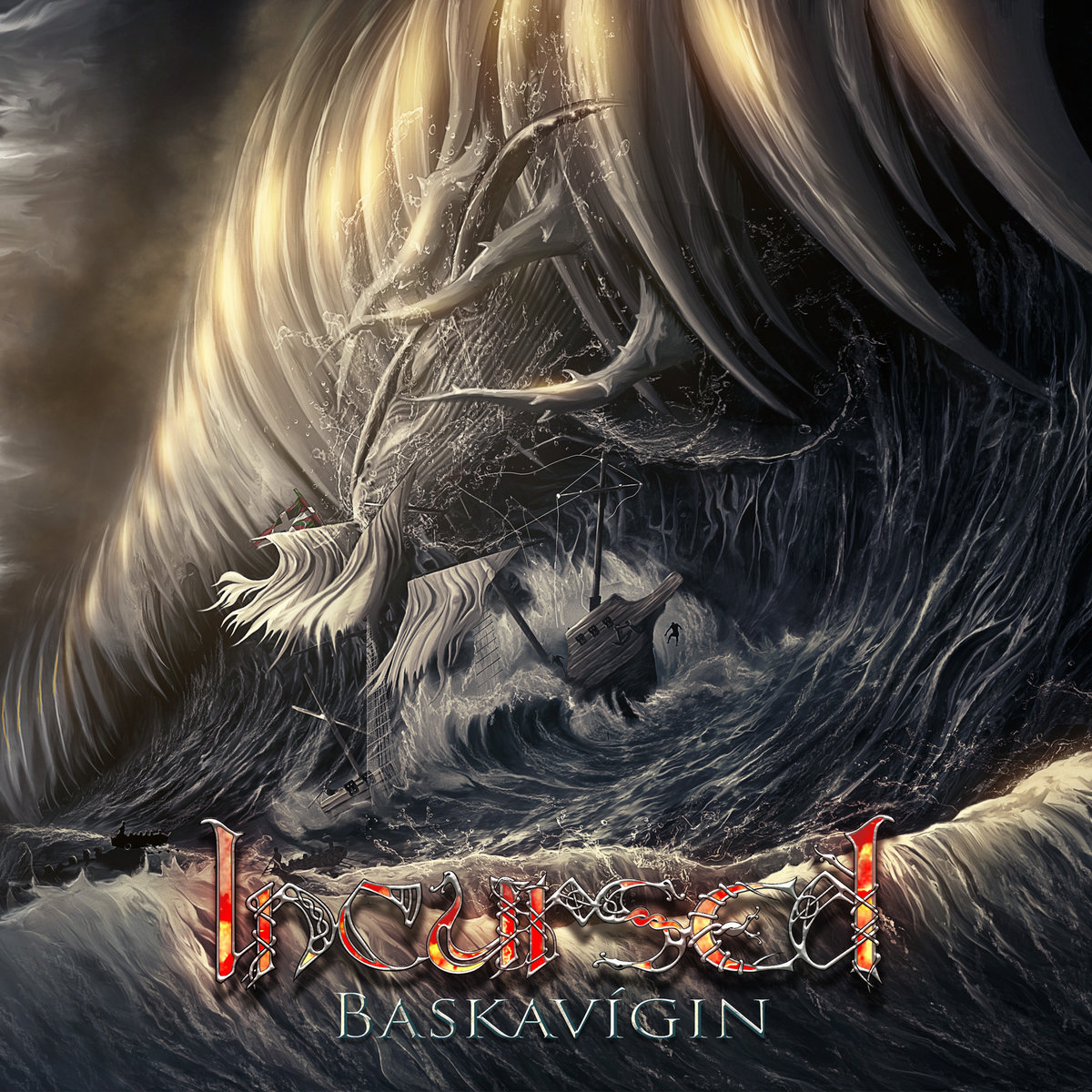 Incursed – Baskavígin