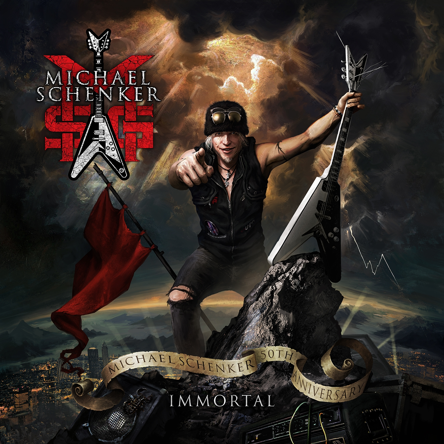 Michael Schenker Group – Immortal