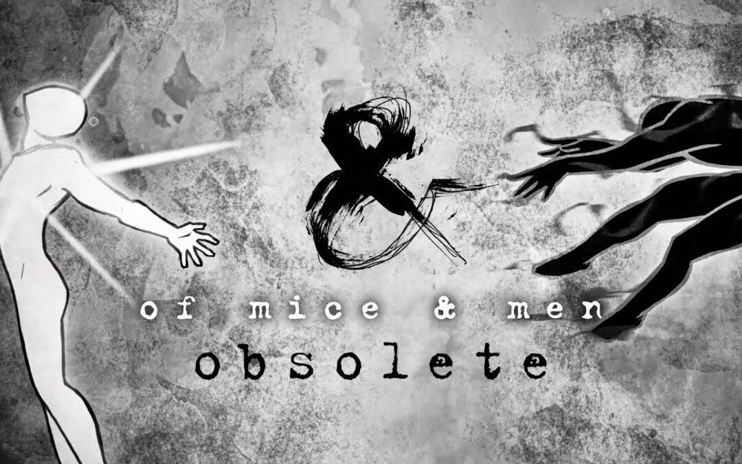 Of Mice & Men kondigt nieuwe EP aan en stelt het eerste nummer voor.