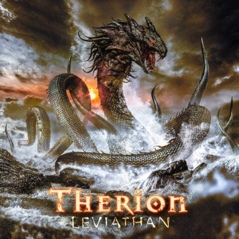Therion - Leviathan 2021 album cover artwork