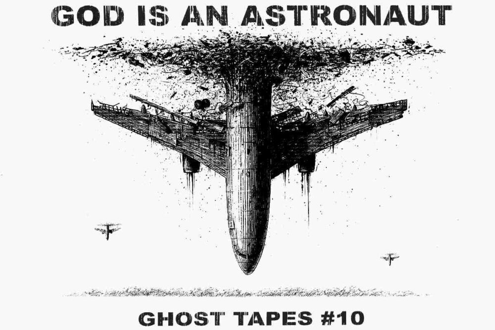 God Is An Astronaut – Ghost Tapes # 10