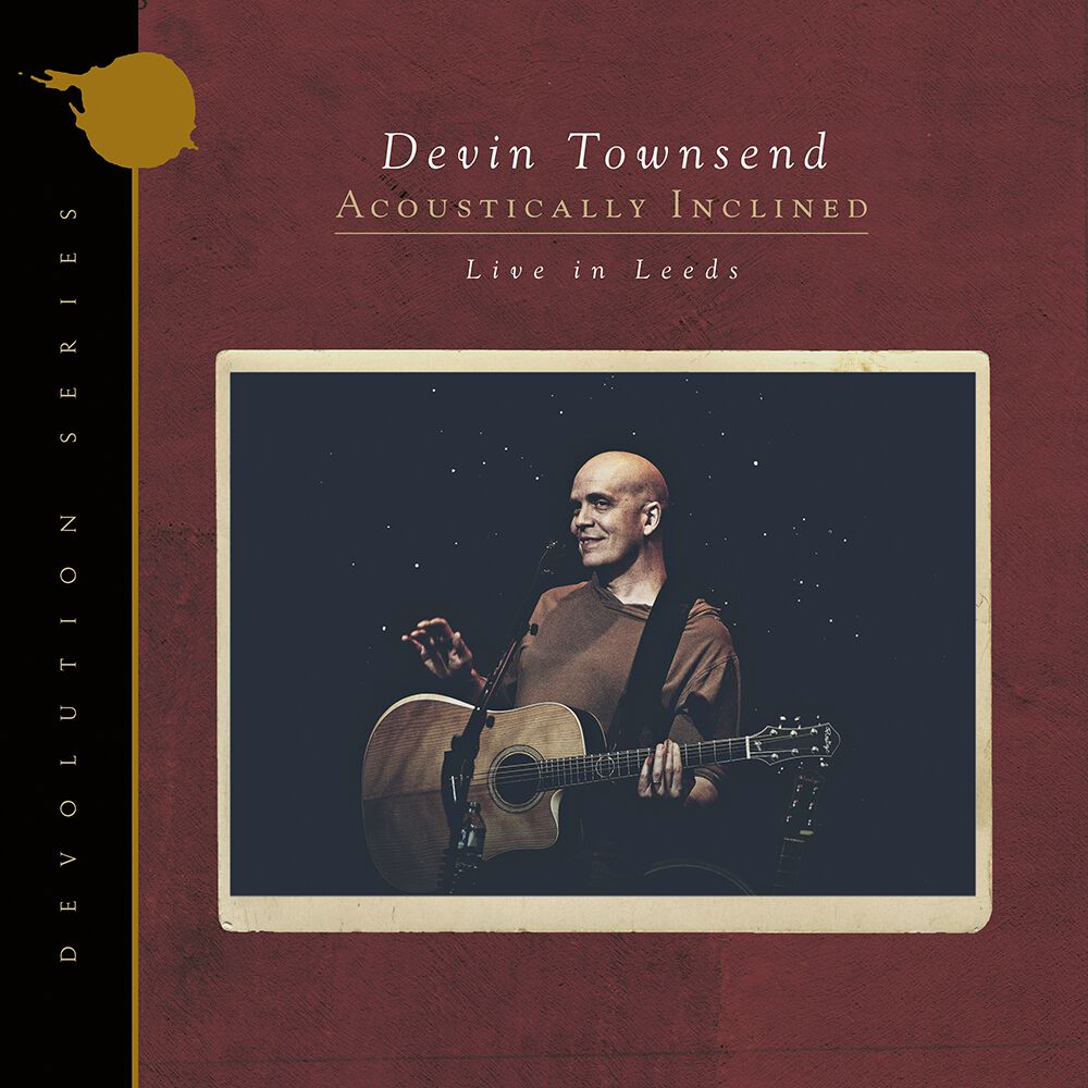 Devin Townsend – Acoustically Inclined – Live in Leeds