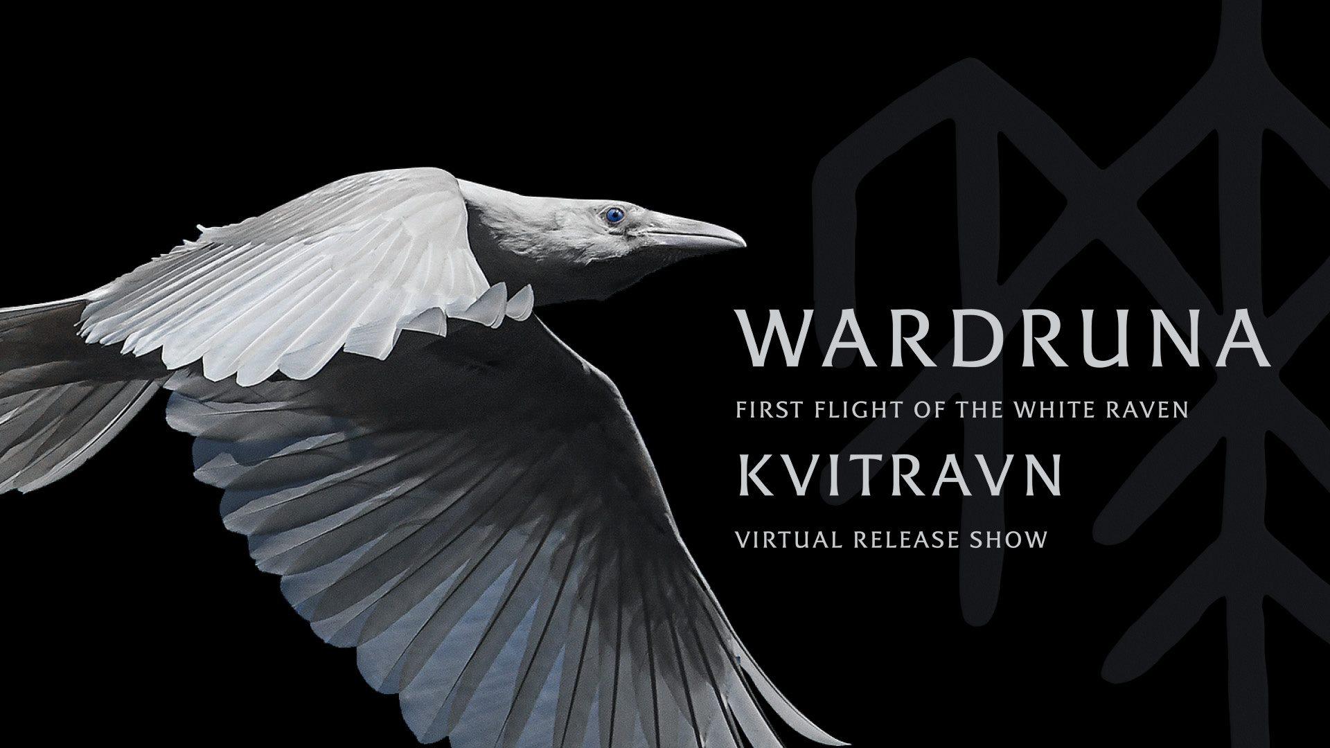 Wardruna – First Flight Of The White Raven show
