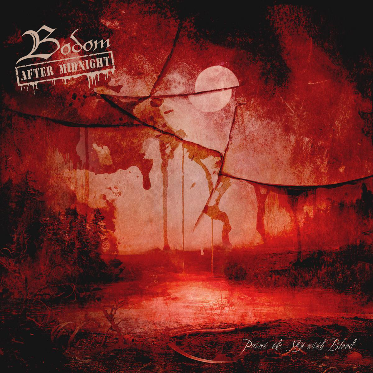 Bodom After Midnight – Paint The Sky With Blood