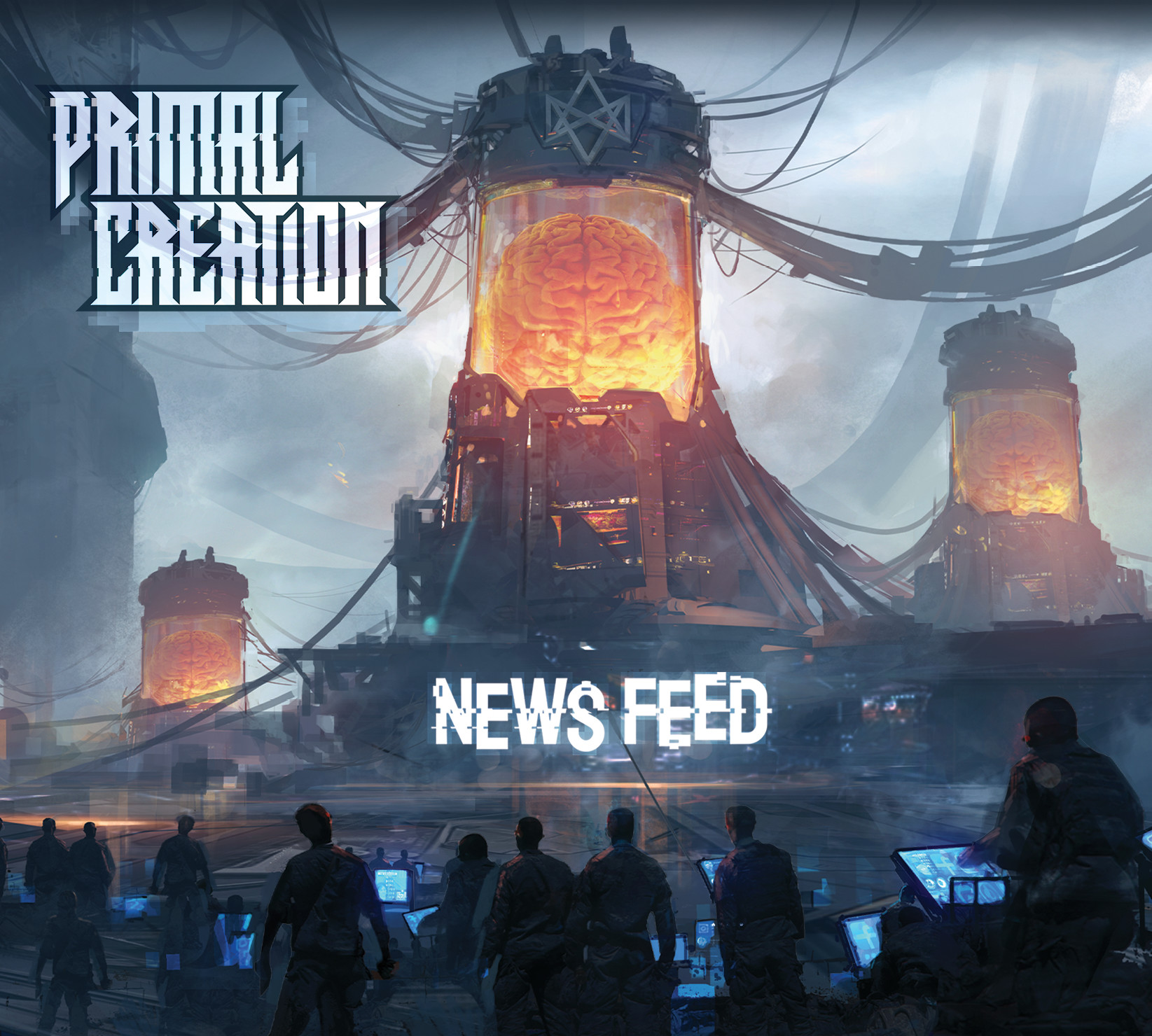 Primal Creation – News Feed