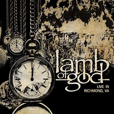 Lamb of God – Live in Richmond, VA