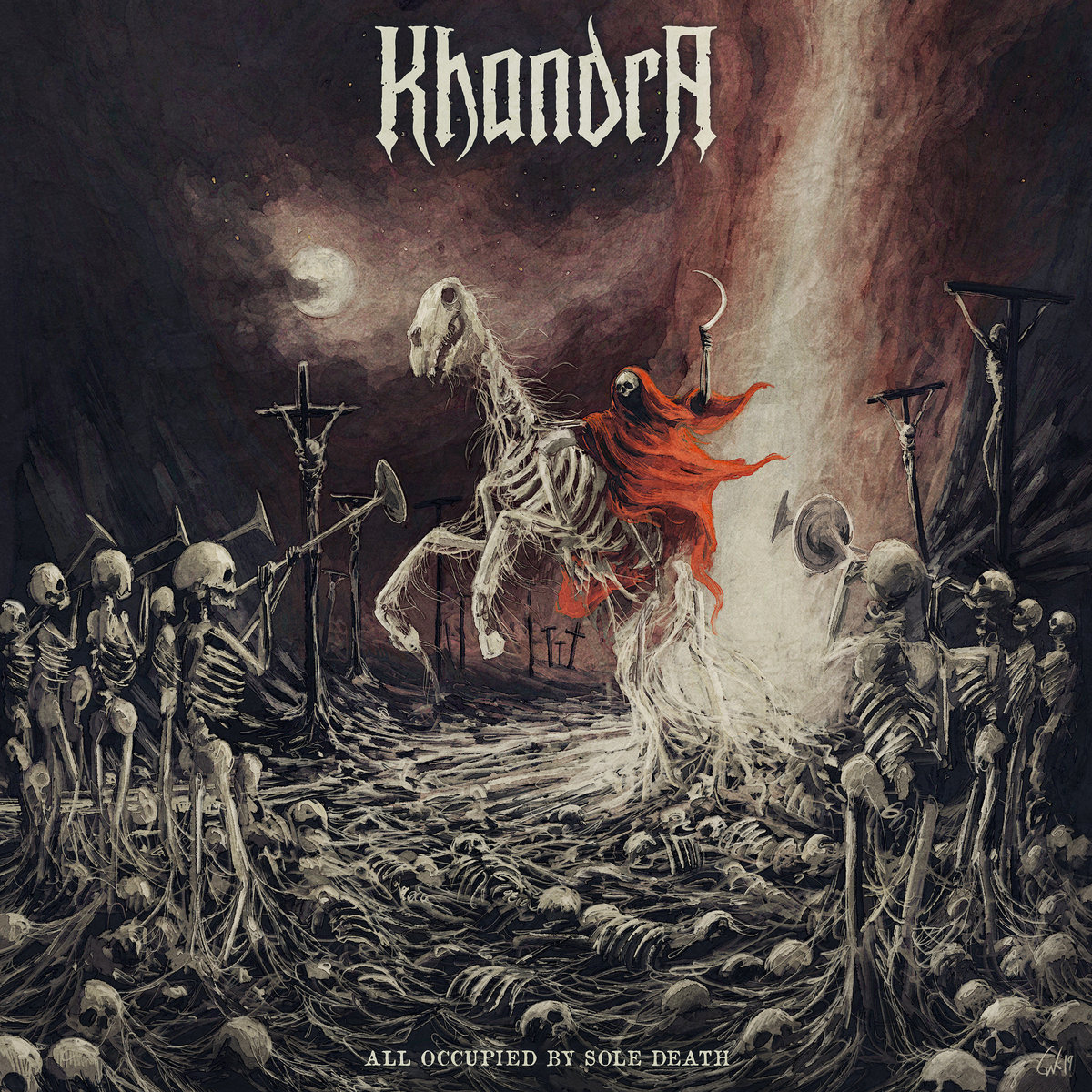 Khandra -All Occupied By Sole Death