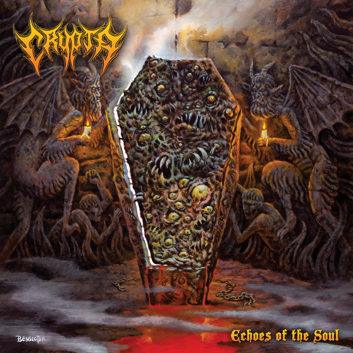Crypta – Echoes Of The Soul