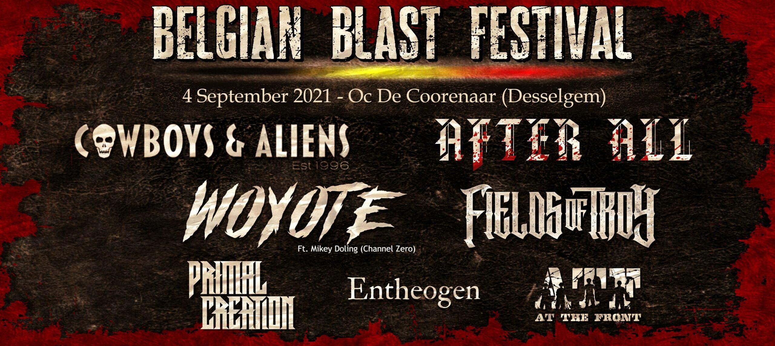 Belgian Blast Festival – 04/09/21 – Desselgem